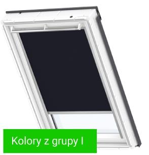 Rolety Fakro ARP kolory grupa I