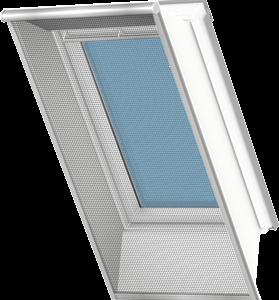 Moskitiera VELUX  ZIL do okien dachowych