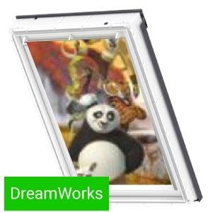 Roleta ARF Fakro DreamWorks kolekcja