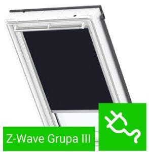 Rolety Fakro ARP Z-Wave kolory grupa III sterowane elektrycznie
